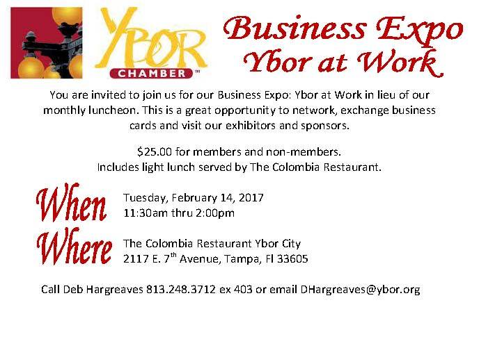 Business Expo: Ybor at Work