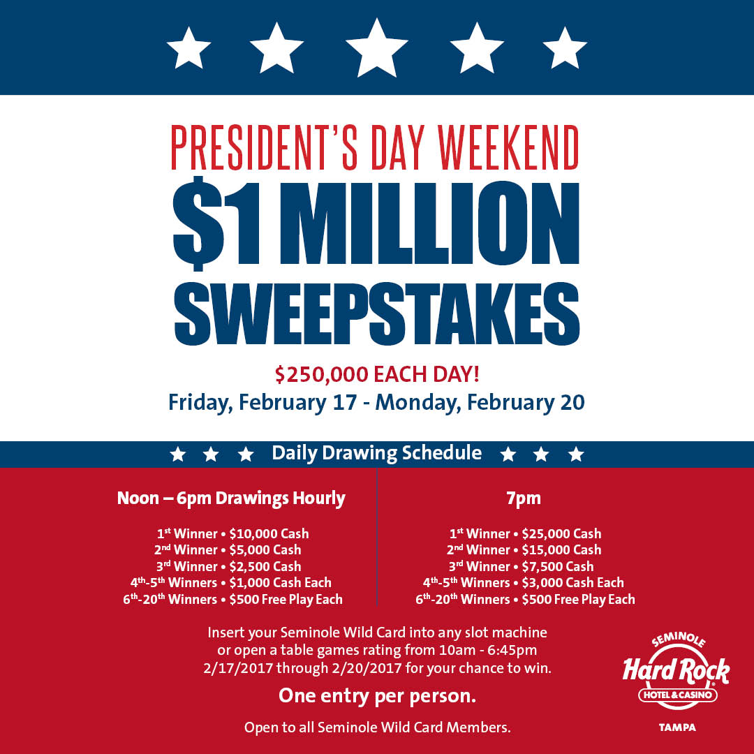 online sweepstakes ending today