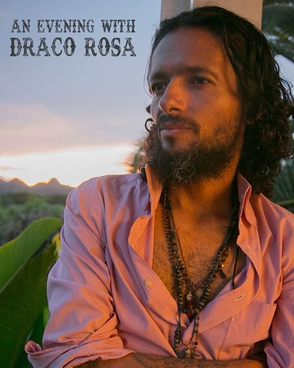 An Evening with Draco Rosa at Crowbar