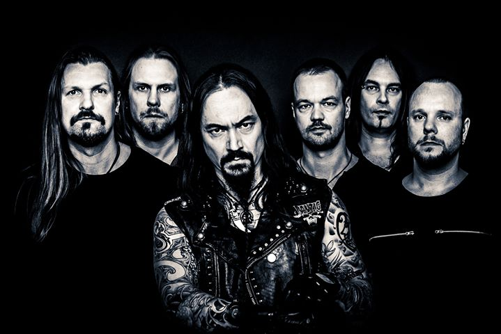 Amorphis and Swallow the Sun | Orpheum