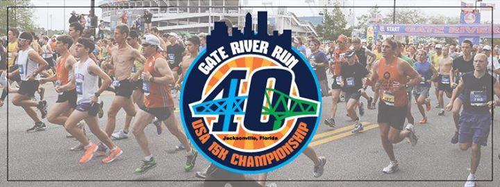 40th Annual Gate River Run Jacksonville Fl Mar 11 2017