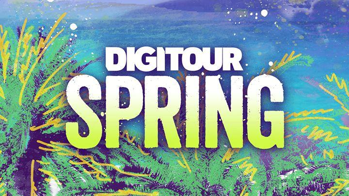 DigiTour Spring at The Door