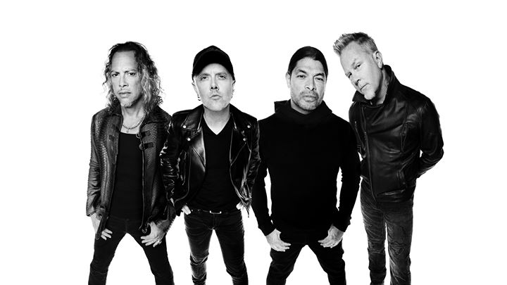 Metallica - WorldWired Tour 2017 w/ Avenged Sevenfold & Volbeat