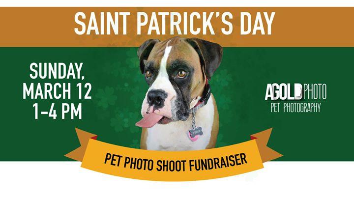 St. Patrick's Day Photo Shoot Fundraiser
