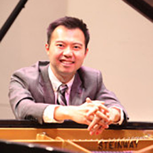 USF Presents - Steinway Piano Series: Brian Hsu