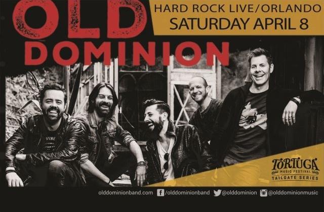 Old Dominion | Hard Rock Live