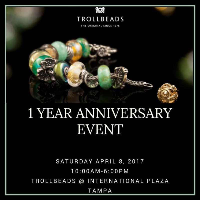TROLLBEADS 1 YEAR ANNIVERSARY EXTRAVAGANZA