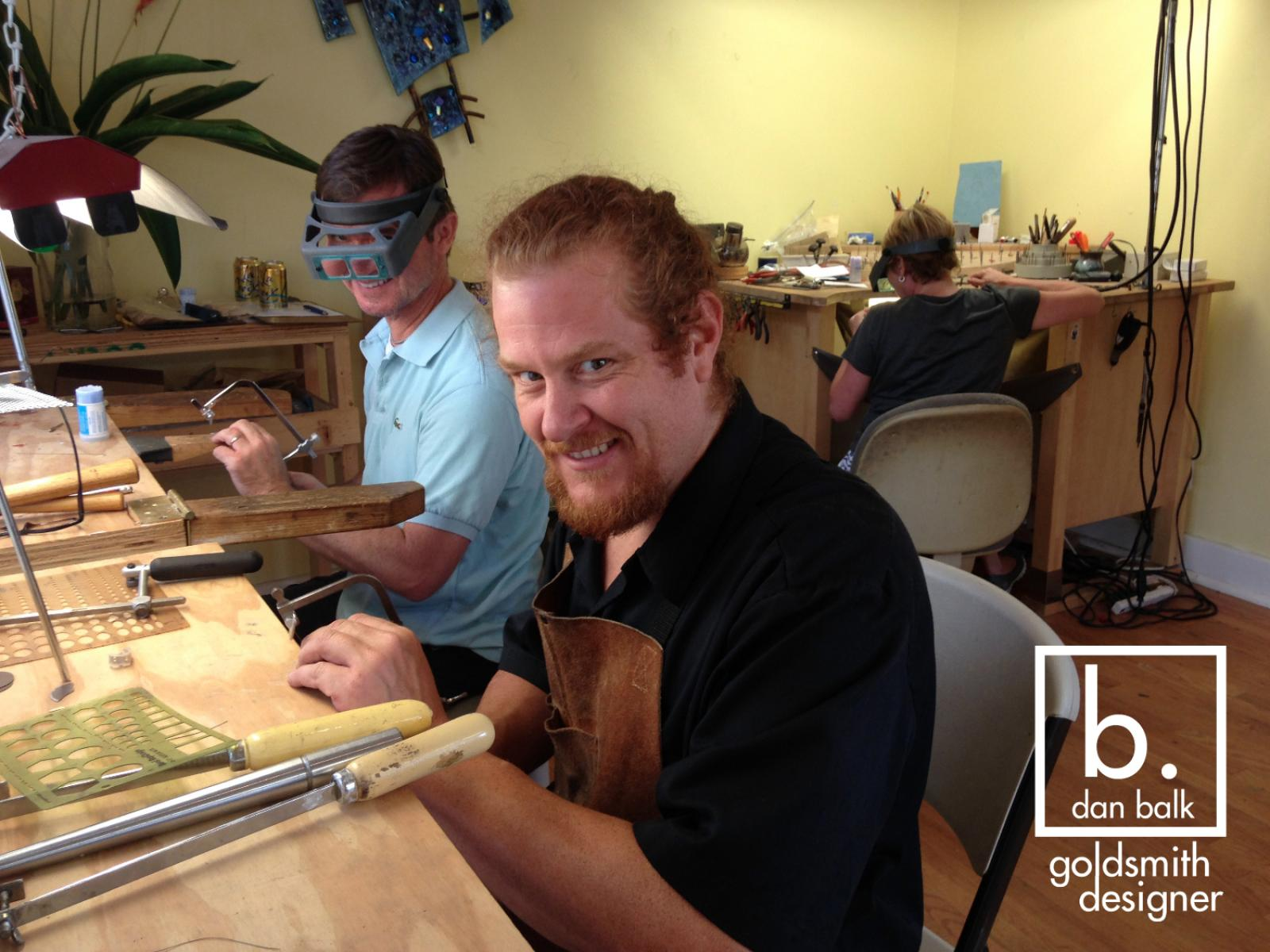 Jewelry Making Private Classes, 1-Day Basic Silversmithing Workshops Tampa
