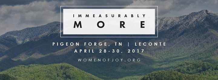 Women of Joy Pigeon Forge (LeConte) 2017