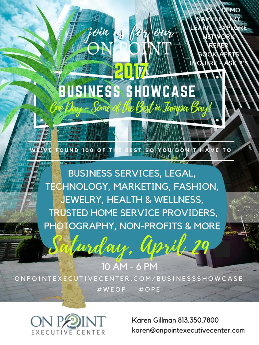 On Point Business Showcase 2017