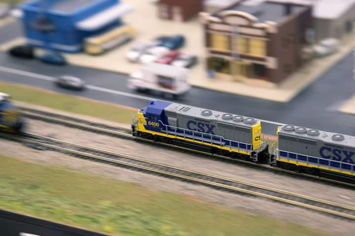 59th FLORIDA MODEL TRAIN SHOW AND SALE