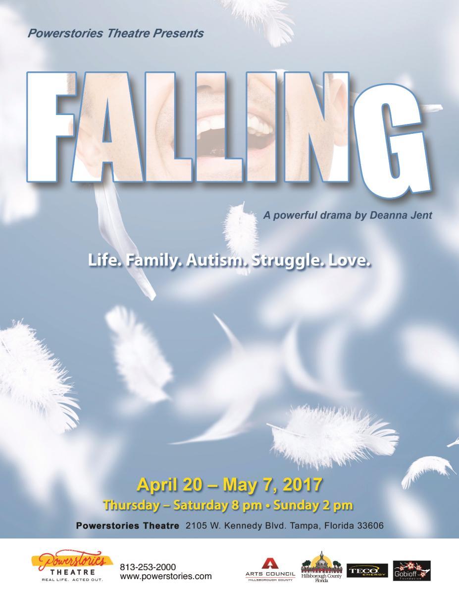 Falling by Deanna Jent
