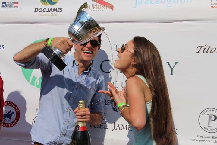 Victory Cup Derby Day & Polo Match