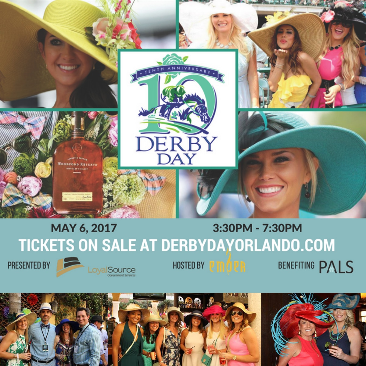 10th Annual Derby Day Party