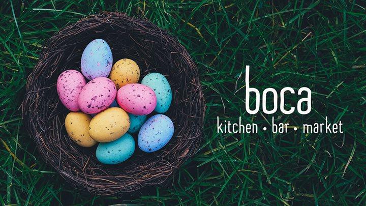 Easter Brunch at Boca