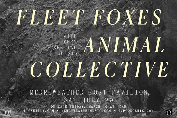 Fleet Foxes with Animal Collective