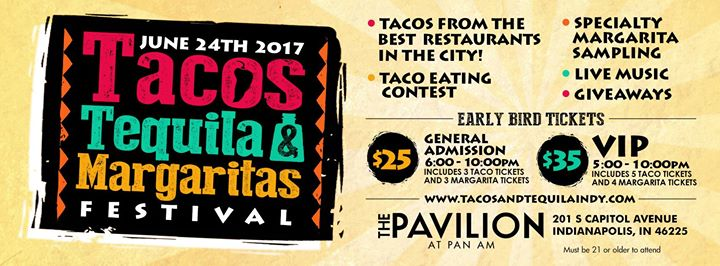Tacos, Tequila and Margaritas Festival