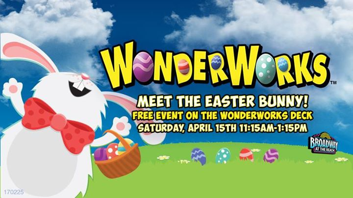Meet The Easter Bunny Charleston Sc Apr 15 2017 11 15 Am