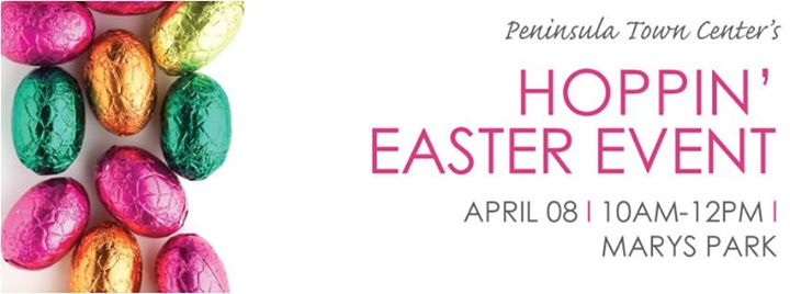Hoppin' Easter Event