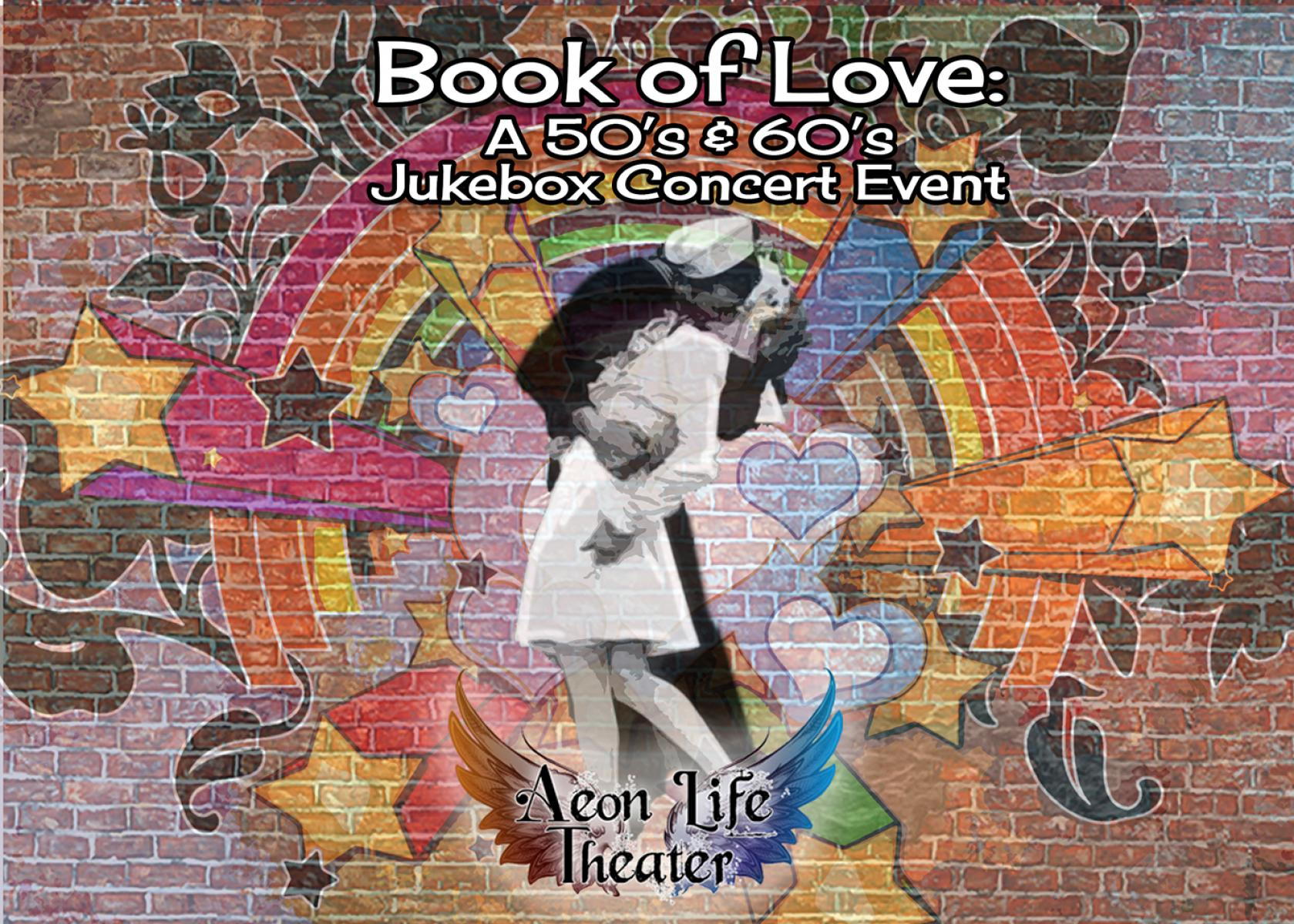 Book of Love: A 50's/60's Jukebox Concert Event