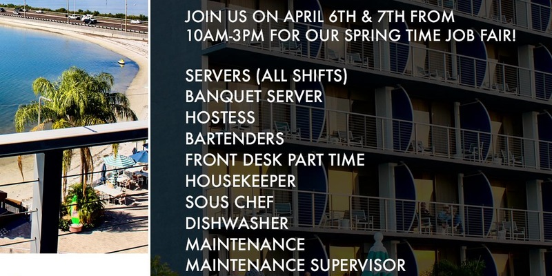 Spring Time Job Fair