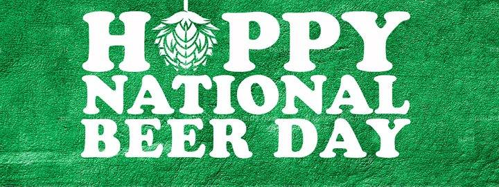 National Beer Day | The Brass Tap