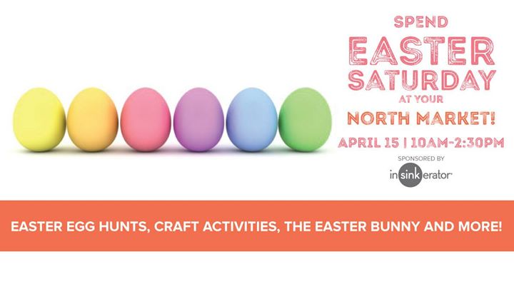 Easter Saturday presented by Insinkerator