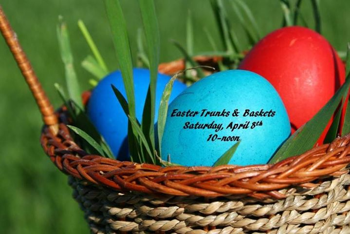 Easter Trunks & Baskets