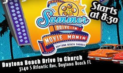 Summer Drive In Movie Mania
