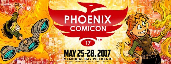Phoenix Comicon