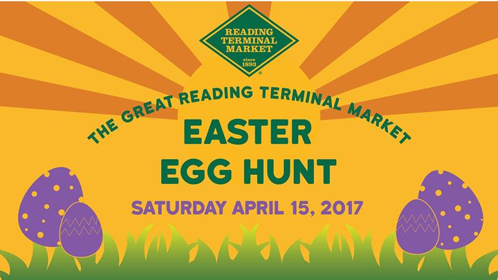 The Great Reading Terminal Market Easter Egg Hunt
