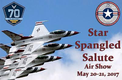 2017 Star Spangled Salute Air Show