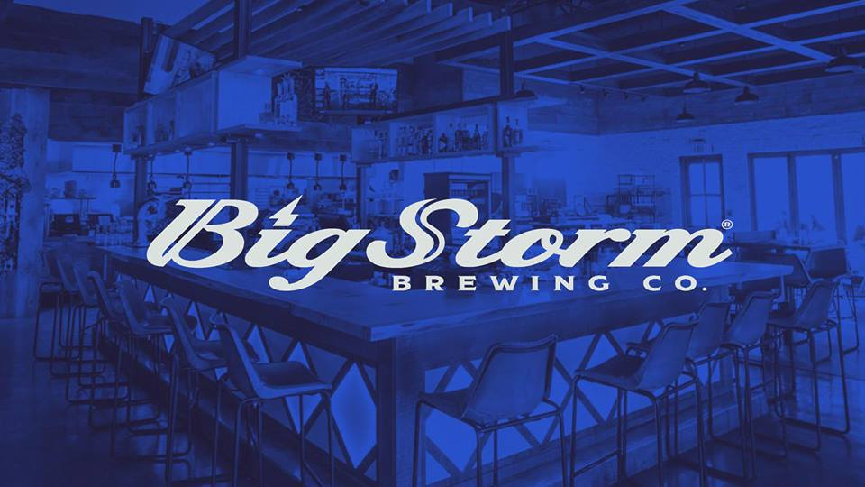 Big Storm Beer & BBQ on the Patio