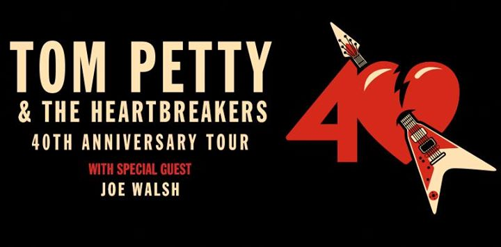 Tom Petty & The Heartbreakers with special guest Joe Walsh