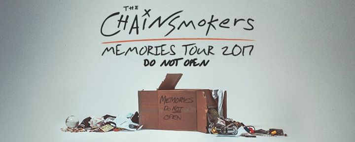 The Chainsmokers With Special Guests Kiiara & Emily Warren