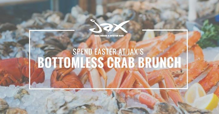Bottomless Crab Easter Brunch