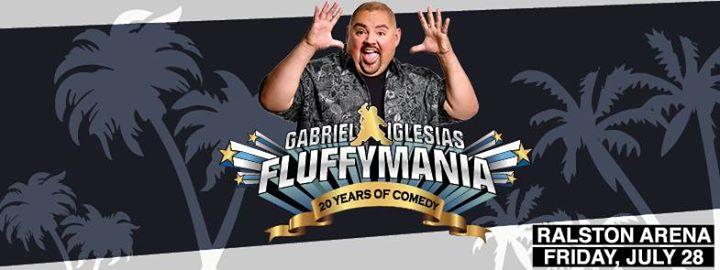 Gabriel Iglesias Fluffymania World Tour May