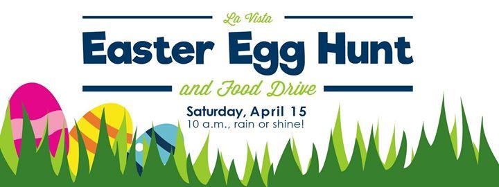 La Vista Easter Egg Hunt & Food Drive