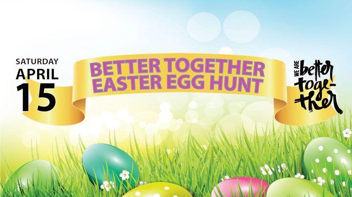 Better Together Easter Egg Hunt