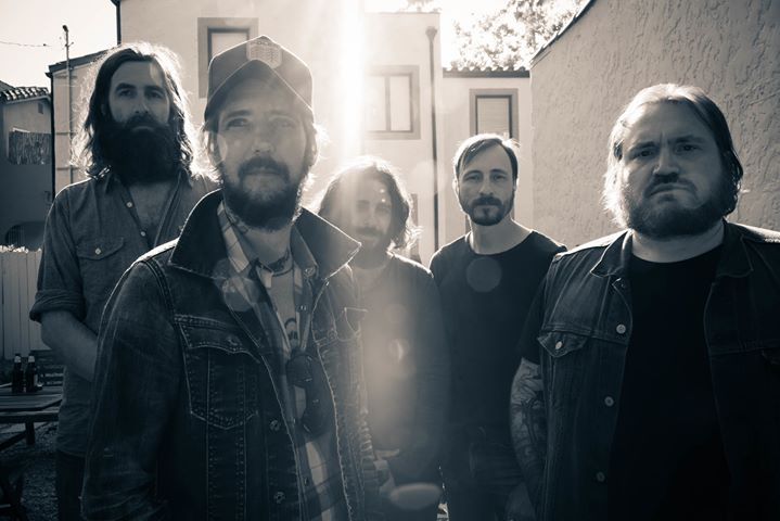 Band of Horses at Tricky Falls