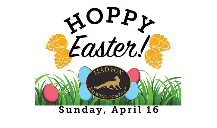 Easter Brunch Buffet | Mad Fox