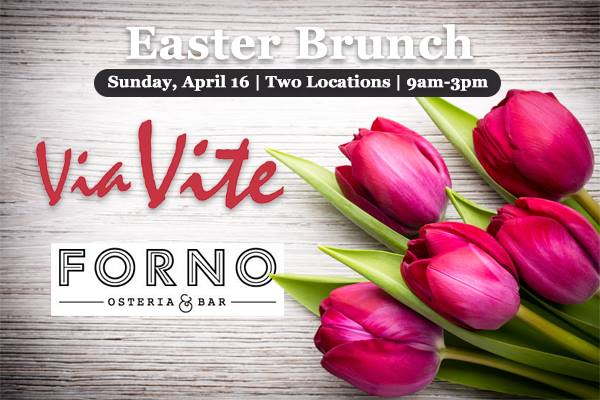 Easter Brunch: An Italian Buffet Experience