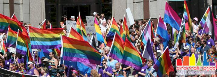 Cincinnati Pride Parade 2017