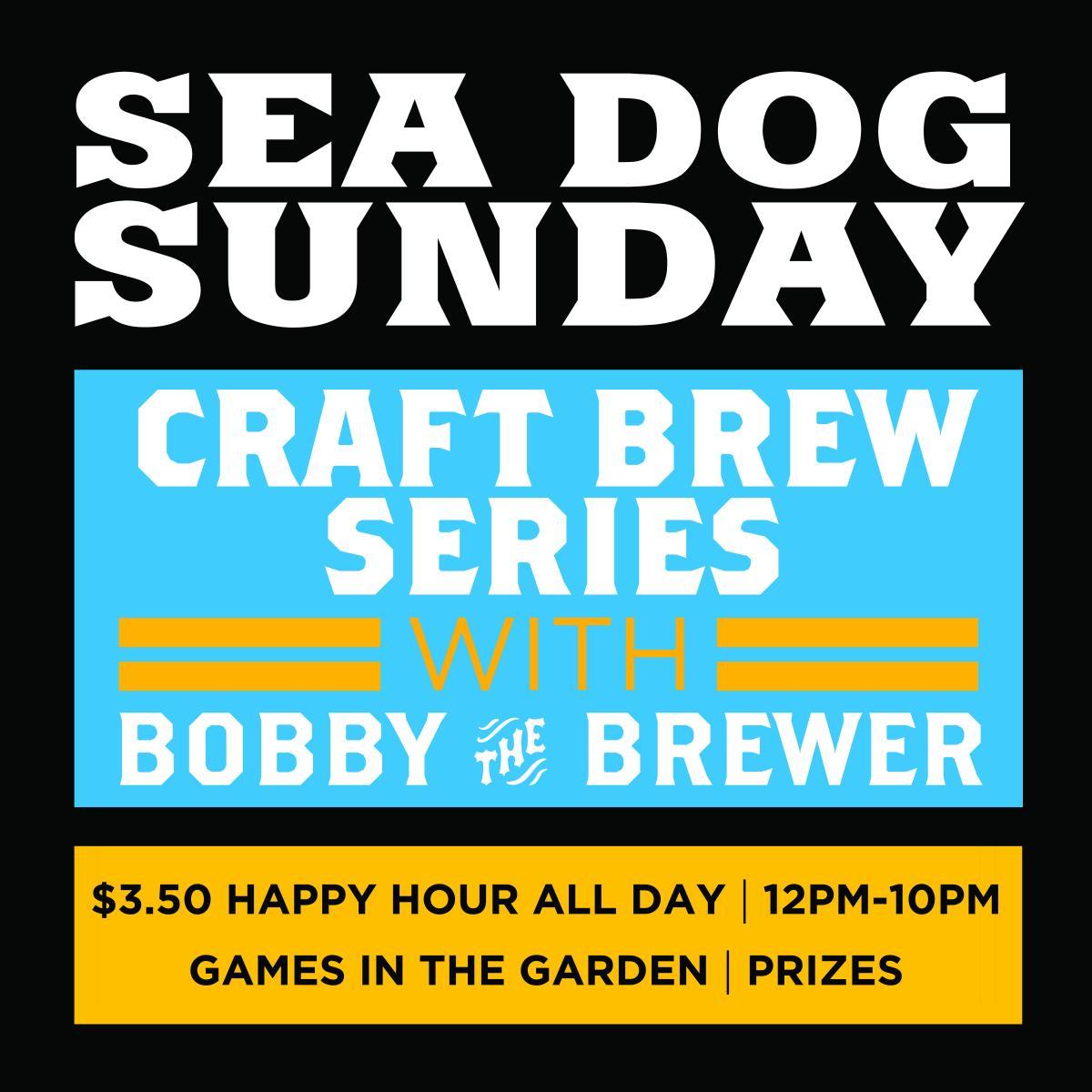 Sea Dog Sundays