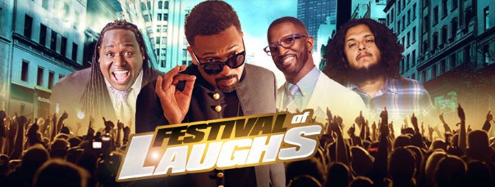 Festival Of Laughs: Mike Epps, Rickey Smiley, Bruce Bruce & more