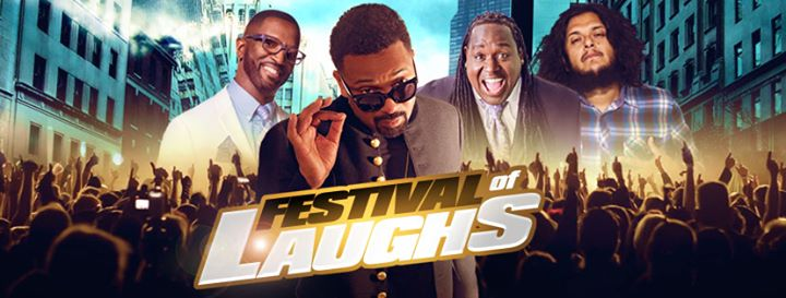 Festival Of Laughs: Mike Epps, Bruce Bruce, Rickey Smiley & more