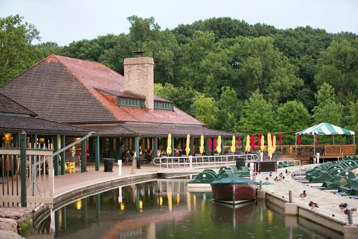 Easter Brunch at the Boathouse
