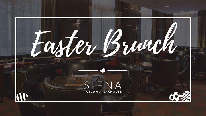 Easter Brunch in Siena