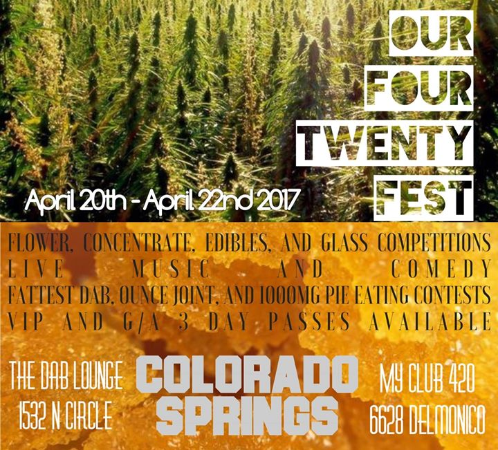 Our Four Twenty Fest 2017