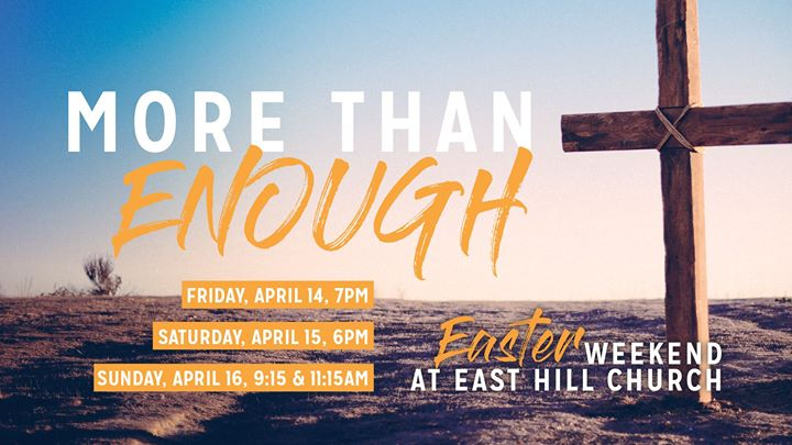 Easter at East Hill